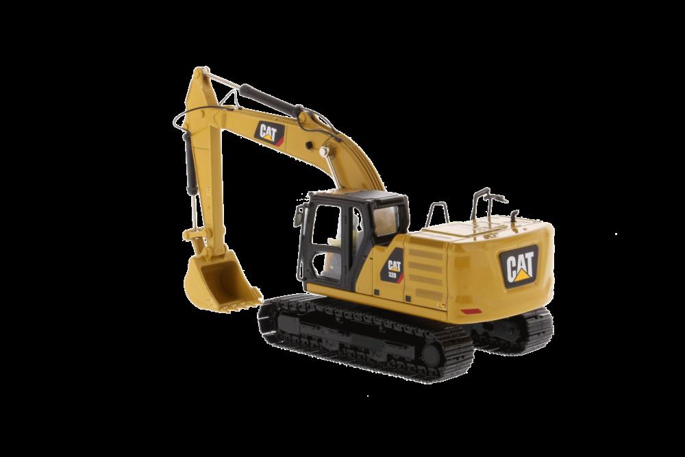Diecast Masters Canada Excavator4